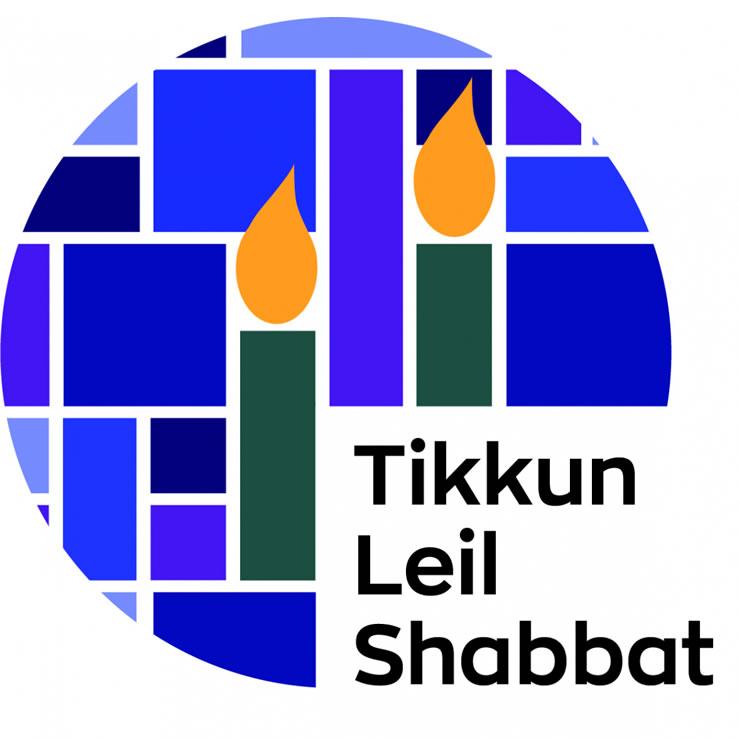 TIkkun Leil Shabbat Logo